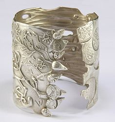 Bracelet | Elvira H Mateu. Sterling silver