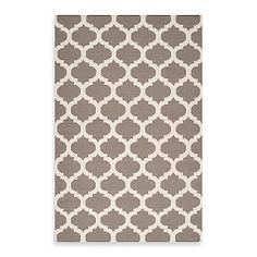 $547.00 - Evesham Rug in Taupe/White