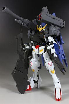 [FULL REVIEW] HGIBO 1/144 Gundam Barbatos 6th Form, No.57 Images, Info http://www.gunjap.net/site/?p=294437
