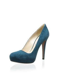 35% OFF Prada Women's Suede Platform Pump
