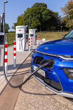 Hyundai Motor Group joins IONITY, Europe's leading high-power charging network for electric vehicles Ev Charging Stations, Consumer Finance, Tv On The Radio, Electric Cars, Golf Bags, Europe, Group, Vehicles, Rolling Stock