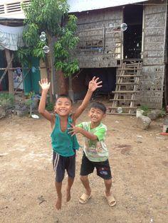 The Slums // Cambodia