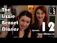 The Lizzie Bennet Diaries:       Started by Hank Green (with a team of other people) this unique channel is the story of Jane Austen's Pride and Prejudice done in a modern setting, starring Lizzie Bennett, a college student videoblogging with her friend Charlotte and sometimes her sisters, Jane and Lydia, about her crazy family, her sister's love life, and the notorious William Darcy.