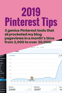 If you're asking, how can I get more hits on my website then you'll need these 2019 Pinterest Tips and pinterest keywords tool. I was wondering myself, how to bring traffic to my website. With Pinterest creative specs from this course I found, my traffic jumped from 2,000 to over 30,000 in only a few weeks time. #blogpromotion #bloggerlife #bloggersgetsocial #bloggerproblems #ontheblog How Can I Get, How To Start A Blog, Video Google, Specs, About Me Blog, Told You So, Tools, Website, Creative