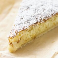 Kokos Desserts, Coconut Desserts, Coconut Recipes, Lemon Recipes, Chocolate Desserts, Sweet Recipes, Cake Recipes, Summer Dessert Recipes, Healthy Dessert Recipes