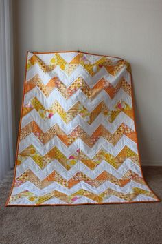 chevron - yet another quilt i want to make