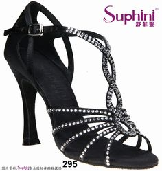 Fast Delivery Free Shipping Suphini High Heel Diamond Latin Dance Shoes  zapatos de baile latino Baile Latino, Latin Dance Shoes, Types Of Shoes, Suede Leather, Athletic Shoes, Lace Up, Sandals, Purple, Heels