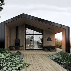 Black & White house is designed and visualized by – Architektur / architecture Interior Minimalista, House Goals, Interior Architecture, Scandinavian Architecture, Architecture Exam, Black Architecture, Business Architecture, Scandinavian House, Enterprise Architecture