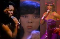 Disco Diva Donna Summer Dead at 63 – Watch Her Best Videos