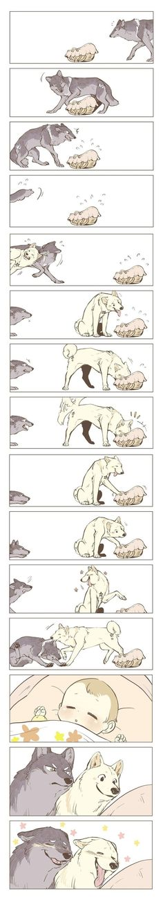 Funny Animal Comics, Funny Animal Jokes, Cute Comics, Cute Funny Animals, Animal Memes, Funny Cute, Haha Funny, Funny Memes, Cute Animal Drawings