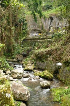 Gunung Kawi Temple, Ubud