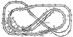track plans | Franconia Track Plan Built in Marklin Z Scale: