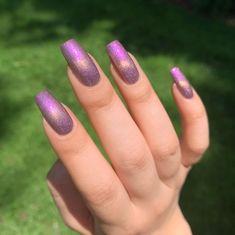 Acrylic Nail Tips, Almond Acrylic Nails, Cute Acrylic Nails, Acrylic Nail Designs, Nail Art Designs, Coffin Nails Designs Kylie Jenner, Long Lasting Nail Polish, Magnetic Nails, Butterfly Nail