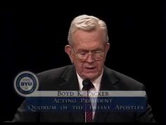 I adore this talk! I listen to these on my iPod while I do my hair/makeup. They are on itunes under Jon's lds podcast. Lehi's Dream and You by Boyd K. Packer