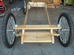 P1010958 | Entire frame, showing two front wheels with kingp… | Flickr