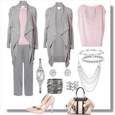 gray jewelry match