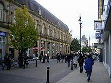 Harrogate Cambridge Street, Spa Water, North Yorkshire, England, Street View, Explore, Beautiful, Cities, English