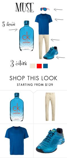 """""""MUSE #1"""" by pursue-happiness ❤ liked on Polyvore featuring Calvin Klein Collection, Costa, men's fashion and menswear"""