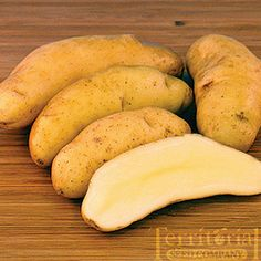 La Ratte Potatoes Organic