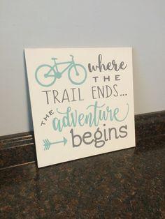 adventure nursery bike nursery bicycle by JessieAnnCreations