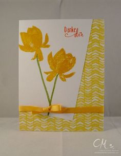 Caros Bastelbude: Frühling, Stampin' Up!, So froh, Sale-a-Bration