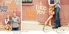 'I like you' boutique near central and university? - great photo op.
