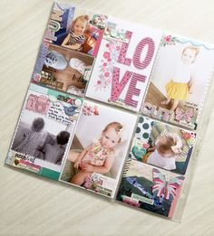 Page Pocket Scrapbooking Ideas | Project Life | Scrapbooking | Creative Scrapbooker Magazine  #scrapbooking #pagepockets