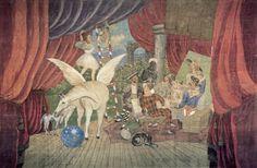 Pablo Picasso Parade 1917