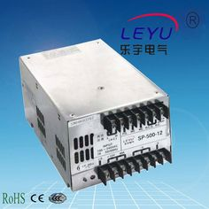 LED driver SP-500-15 AC DC single output with PFC function switching power supply approved CE RoHS CCC #Affiliate