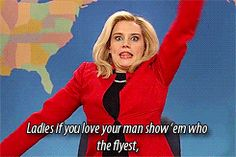 "She gave us the best dating advice. | Community Post: 29 Reasons You Should Love ""Saturday Night Live's"" Kate McKinnon"