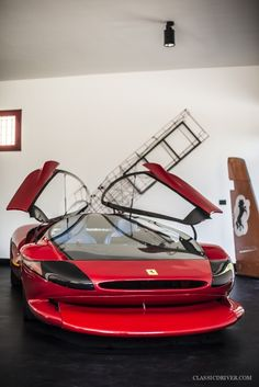 1000 images about ferrari colani s testa d oro on pinterest ferrari 1990s and magazines. Black Bedroom Furniture Sets. Home Design Ideas
