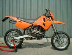 Original 1996: KTM GS620 LC4