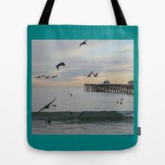 Buy Pelican Jump Fast by Americanmom as a high quality Tote Bag. Worldwide shipping available at Society6.com. Just one of millions of products available.