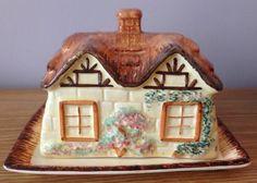 Keele Street pottery cottage ware vintage by 20thCenturyStuff