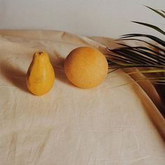 Still life with fruit. Still Life Photography, Food Photography, Product Photography, Color Stories, Mellow Yellow, Yellow Fruit, Be Still, Food Styling, Color Inspiration