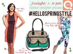 @Donna Kim shares her #HelloSpringStyle picks