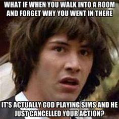 Conspiracy Keanu -