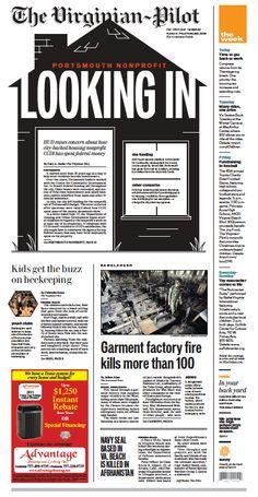 Nov. 26, 2012 Front Page