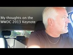 The day after Apple's WWDC 2013 Keynote - YouTube