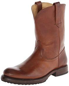FRYE Men's Duke Roper Western Boot,Redwood,8 M US FRYE http://www.amazon.com/dp/B00IM56DBA/ref=cm_sw_r_pi_dp_82fqwb0FRGBAC