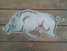 Razorback Pig Wild Boar