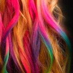 Choose 7 Hair Chalk - Hair Chalking Pastels - Temporary Hair Color - Salon Grade - 7 Large Sticks on Etsy, $10.49