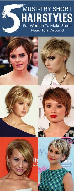 If you want to get elegant look at the same time easy maintenance of your hair, no doubt short hairstyles for women will be your wise choice. I guess you are thinking to get a stylist and perfect short hair styles for women. To get a perfect short hairstyle you must consider some important things like your face shape, your hair type and overall. Some exquisite short hair styles are below. #hairstraightenerbeauty #ShortHairstylesForWomen  #ShortHairstylesForWomenedgy #ShortHairstyles