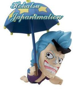 Petit Chara Land One Piece sky! parasol ver. Franky