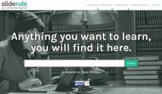 LIS Trends: SlideRule - Your Online Learning Hub