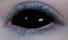 Have you ever seen such a horrible eyes as above? Actually it can be done via Sclera Lenses! Wanna know more about what is Sclera Lens? Click to read more~  ====== #scleralenses
