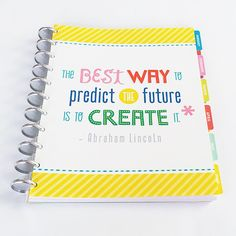 UPDATE for 2015: ClickHEREto find out more about my 2015 Life Planner! (Plus, use this special discount code to get an additional 33% off my planner:CW33OFF)