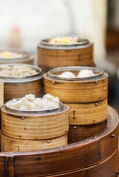 Dim sum. My favourite thing to do in Hong Kong