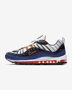 huge inventory 2a7f5 00fec Nike Air Max 98 Herrenschuh Zapatos Deportivos, Deportes, Nike Air Max