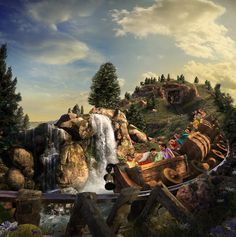 Seven Reasons You'll Love Seven Dwarfs Mine Train at Magic Kingdom Park